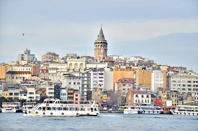 vejret tyrkiet april