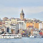 Tag turen til Tyrkiet