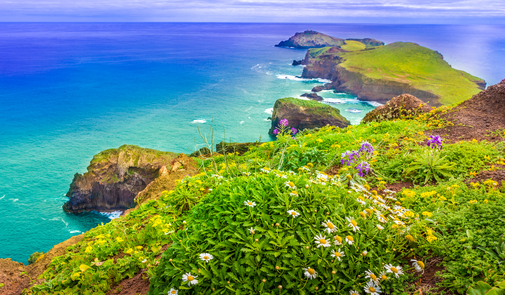 Årsagen til mange rejser til Madeira